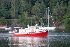 VI 360 Boats 01 - Clayoquot Sound to Gulf Islands