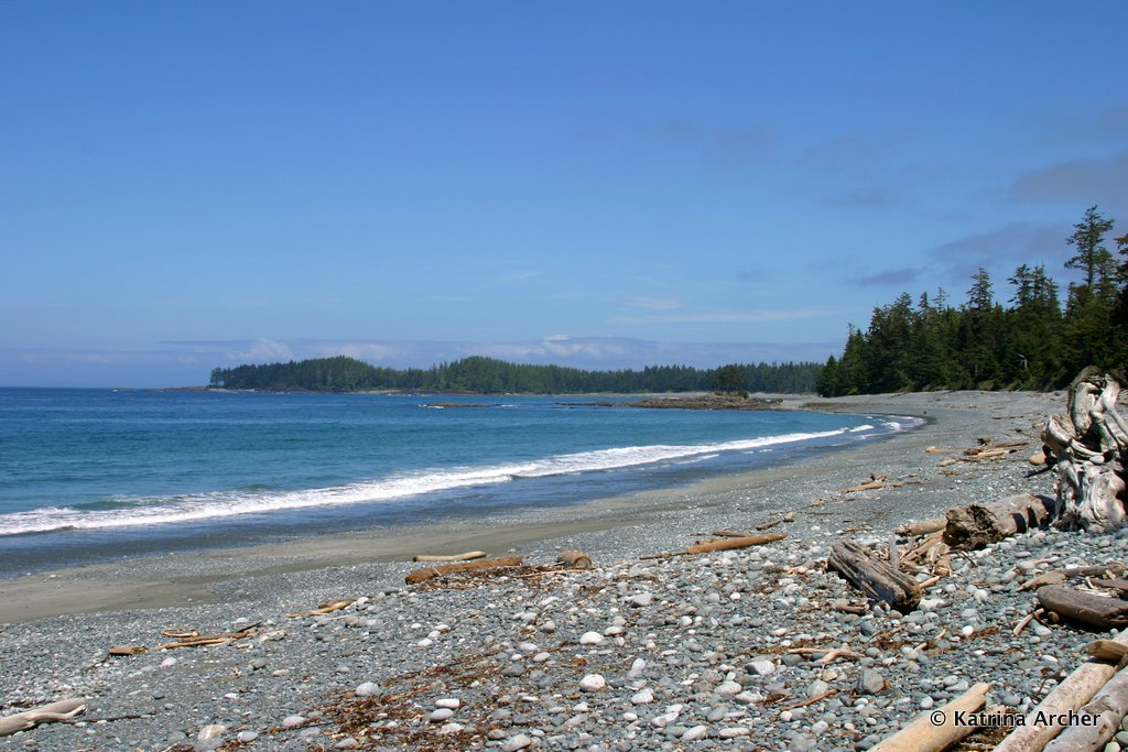 Roller Beach - Bull Harbour, Northern Vancouver Island